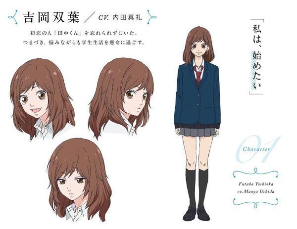 出典:http//tibicoro.com/ 髪の長さはミディアムくらいで前髪は伸ばしかけ前髪を流した感じですね♪