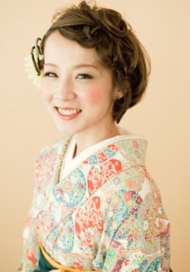 卒業式】袴や和服に似合う髪型 ...