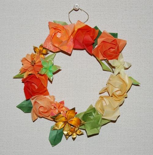折り紙の 折り紙の花束 作り方 : masi-maro.com