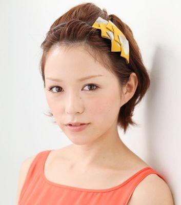 結婚式の髪型【ショートヘア】お呼ばれヘアスタイル40選